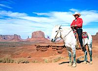 USA - National Park - Monument Valley (thumbnail)