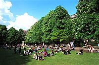 Germany - Berlin - Humboldt University (thumbnail)