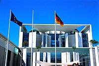 Germany _ Berlin _ Chancellery
