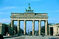 Germany _ Berlin _ Brandenburg Gate