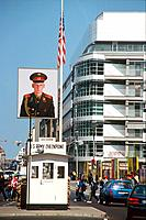 Germany _ Berlin _ Checkpoint Charlie