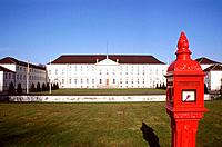 Germany _ Berlin _ Bellevue Castle