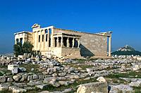 Greece _ Athens _ Acropolis _ Erechteion