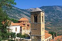 Greece _ Central Greece _ Hosios Monastery