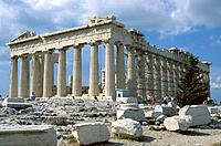 Greece _ Athens _ Acropolis _ Parthenon