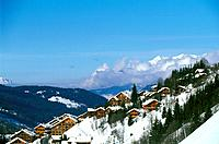 Mountain _ Meribel _ Overallview