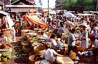 Indonesia _ Bali _ Danpasar market
