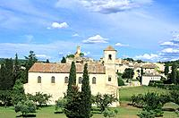 Vaucluse _ Haute_Provence _ Luberon _ Lourmarin