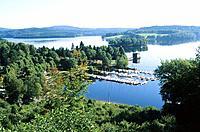 Limousin _ Haute Vienne _ Lac de Vassiviere