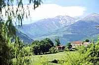 France _ Pyrenees Orientales _ La Vallespir _ Le Canigou