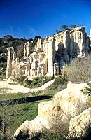 France _ Pyrenees Orientales _ Ille_sur_Tet _ Les Orgues