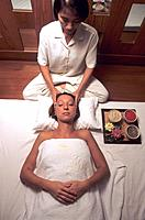 Spa - Massage - Face massage (thumbnail)