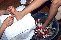 Spa _ Relaxation _ Foot treatment