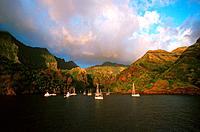 French Polynesia - Marquises islands - Hiva - Oa (thumbnail)