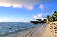 Mauritius _ North Region _ Grand Bay _ seashore
