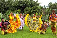 Mauritius _ Folklore _ Sega _ Music and Dance _ African roots