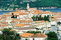 Croatia _ Ile de Korcula _ Korcula