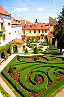 Czech Republic - Prague - Mala Strana Prague 1 District - Vrtba Garden (thumbnail)