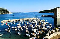 Croatia _ Dubrovnik _ Port