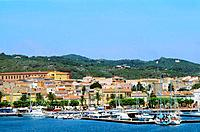 Italy _ Sardinia _ South Region _ San Pietro Island _ Caloforte