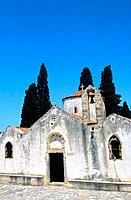 Greece _ Crete _ Panagia Kera Church