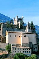 Italy _ Area : Aosta Valley _ St Pierre Castle