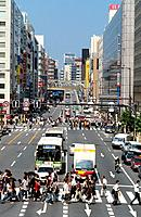Japan _ The west of Honshu _ Osaka _ Umeda District