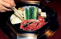 Japan _ Kyoto _ Gastronomy _ Sukiyaki Restaurant _ The Mishima_Tei