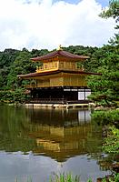 Japan _ Kyoto _ Kinkaku Ji Temple _ The Golden pavilion