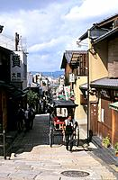 Japan _ Kyoto _ Higashiyama District _ Sannenzaka Street