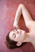Woman relaxing (thumbnail)