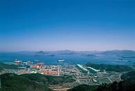 Tongyeong,Gyeongnam,Korea