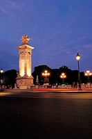 Pont Alexandre Iii,Paris,France