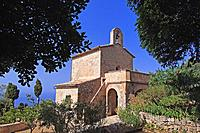 Monestir de Miramar, North West coast, near Valldemossa, Mallorca, Baleares, Spain