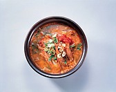 Soup Of Dog´s Meat,Korean Food