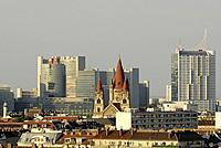 Vienna, Danube City