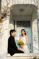 Bride and Groom,Korea