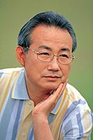 Senior Korean Man