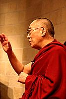 Israel The 14th Dalai Lama Tenzin Gyatso February 2006