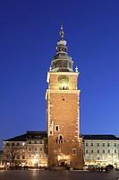 Poland, Cracow,