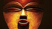 Oriental mask.