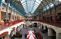 Covent Garden Central Market, London, England, Great Britain, Europe