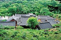 Okcheonsa Temple,Gyeongnam,Korea