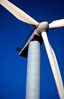 Wind turbine (power generator). Stateline wind project. Walla Walla county. Washington. USA