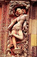 Rajarani Temple. Bhubaneshwar. Orissa. India
