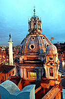 Church of S.S. Nome di Maria. Rome. Italy
