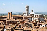 Duomo. Siena. Tuscany, Italy