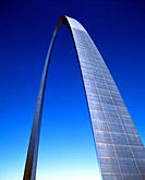 Gateway Arch. St. Louis. Missouri. USA