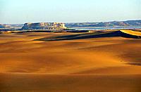 Siwa oasis, Lybian desert. Egypt