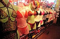 Shop at ´Red Light´ district. Bangkok. Thailand